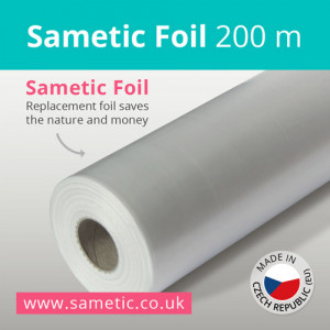 Tommee Tippee Sangenic - 200 meters of alternative filling for nappy disposal system | Sametic
